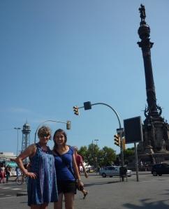 Foto Nina i Roser Barcelona