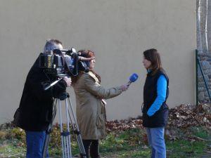 Entrevista a TVE
