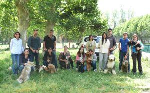 Foto alumnes 7a edició curs Lladruc