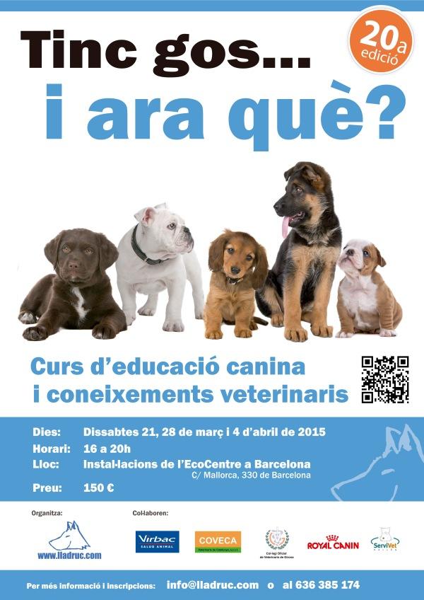 20a edició del curs Lladruc a Barcelona!