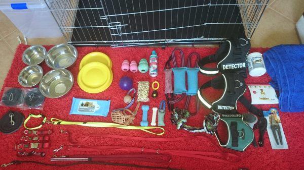 Si aviat tindreu un cadell necessiteu coses com aquestes que us proposem a Lladruc!